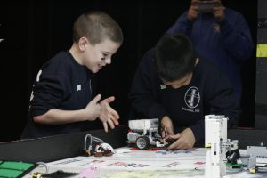 FIRST Lego League Competition 2016