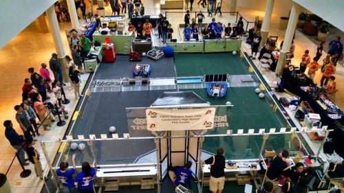 Robo Expo 2016 Pheasant Lane Mall
