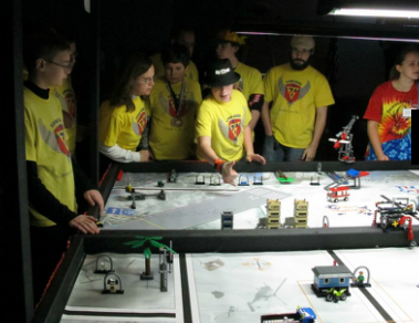 FLL Qualifier Competition