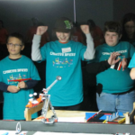 FLL Qualifier Excitement
