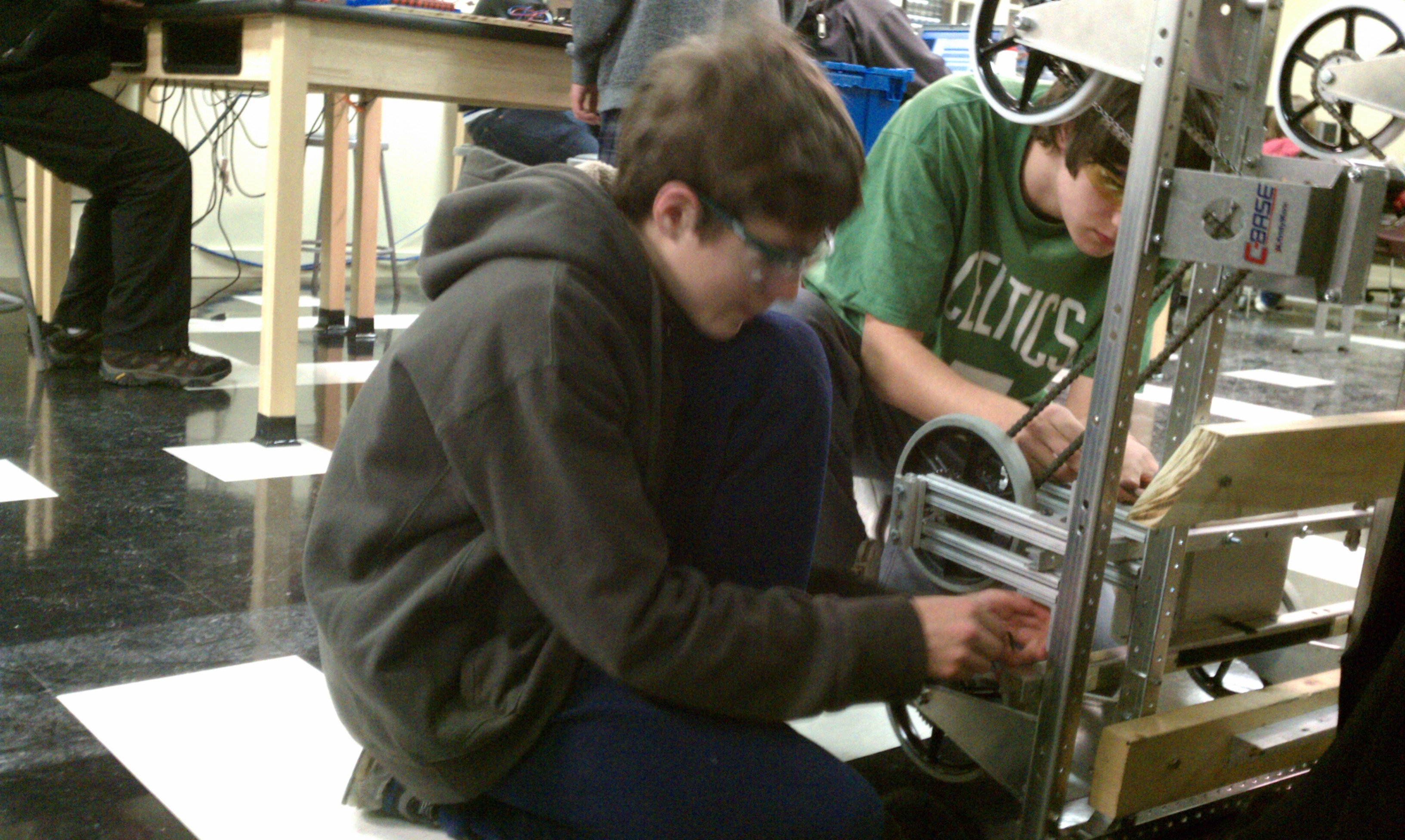 Building the Robot