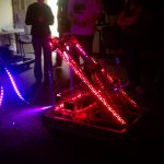 2011-2012 Robot with lights