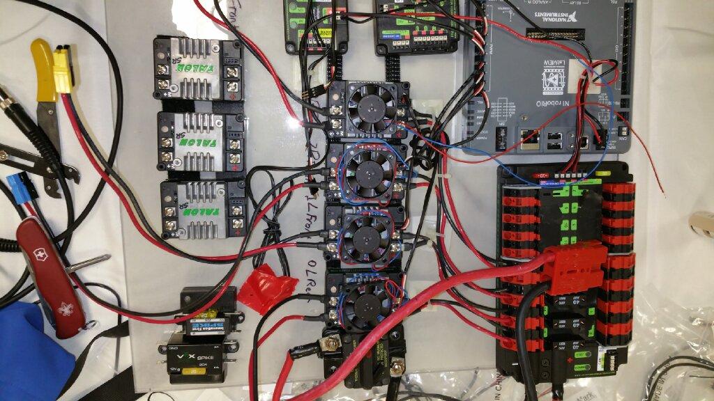 Wiring Closeup