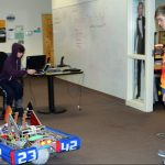 Spark Day at ASD Robot Demonstrations December
