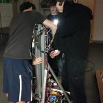 Assembling the Bot in the dark