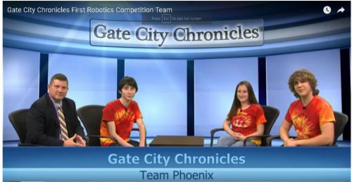 Gate City Chronicles Interview with Team Phoenix