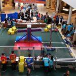 Robo-Expo at the Pheasant Lane Mall
