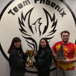 We received the Gracious Professionalism Award and our alliance won second place!