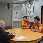 Team 2342 Sanford Blog Interview