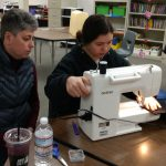 Sewing drive team Vests