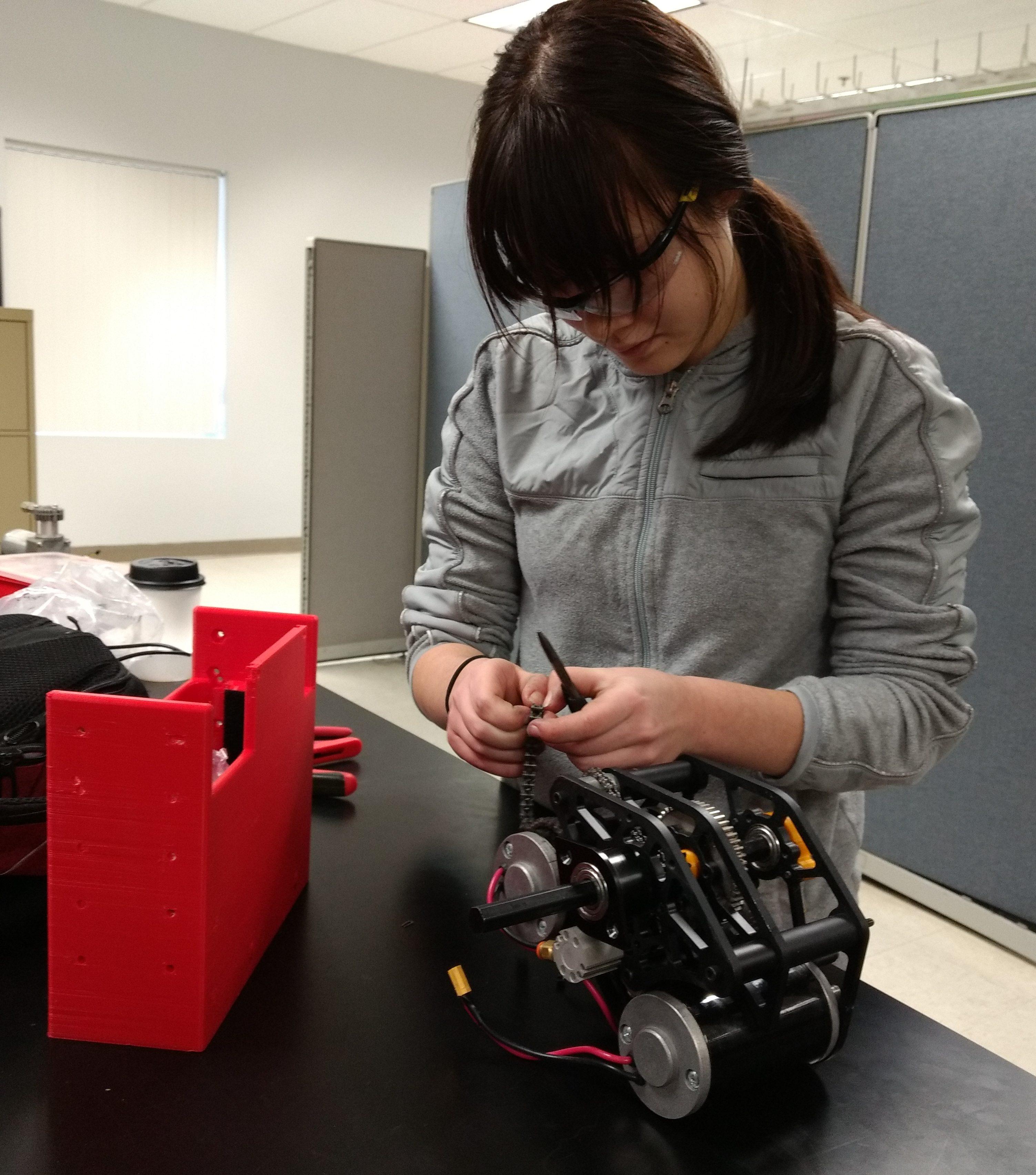 Testing motors