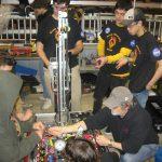 More robot adjustments