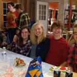 Fun at the Holiday party