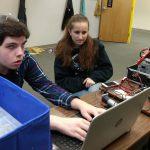 Electrical testing motors
