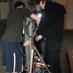 Assembling the Bot in the dark