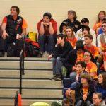 Team Phoenix Cheering Section
